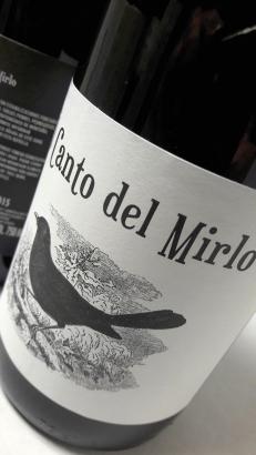 Etiquetado de El Canto del Mirlo.