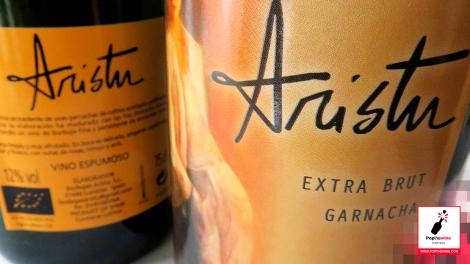 aristu_extra_brut_ etiqueta_botella