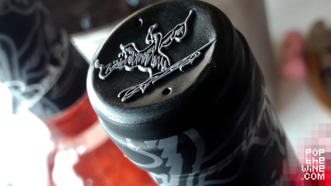 basilio_berisa_rose_capsula_botella