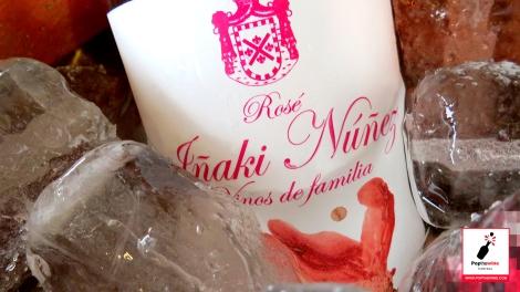 inaki_nunez_rose_gran_cuvee_especial_botella_hielo