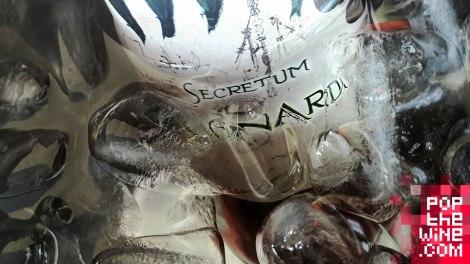 secretum_leonardi_rosado_botella_vino_hielo